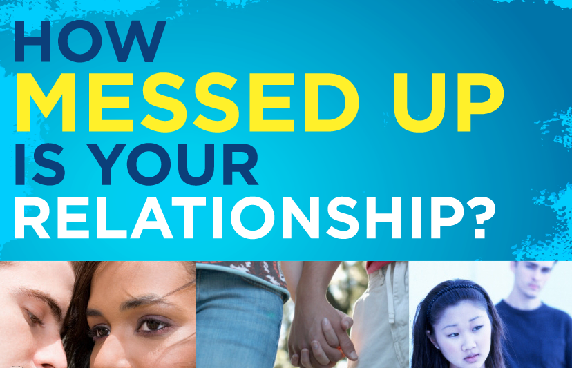 Teen Dating Quiz: How Messed Up Is Your Relationship? 1